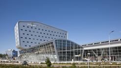 Eindhoven Airport Extension & Hotel / KCAP Architects&Planners + De Bever Architecten