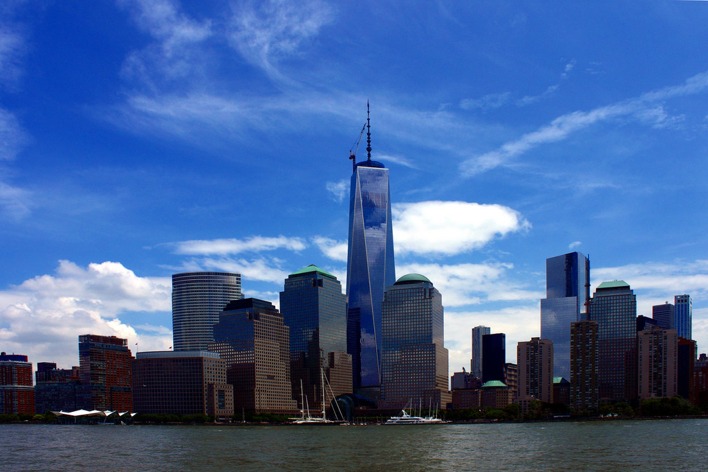 Mayor Bloomberg's Legacy:The Construction Boom of NYC , Freedom Tower; Courtesy of Flickr User Arturo Yee; Licensed via Creative Commons