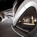 ROCA London Gallery by Zaha Hadid Architects. Image Courtesy of ROCA