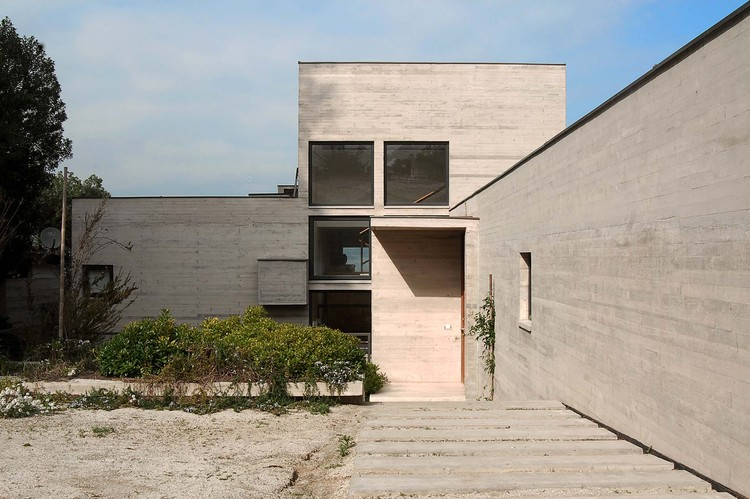 Casa los Coirones / Peñafiel Arquitectos, © José Domingo Peñafiel