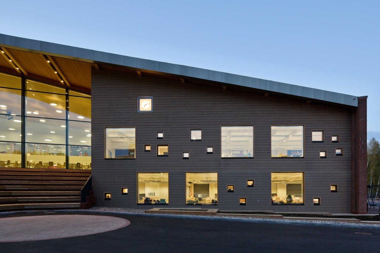 Saunalahti School, Finland