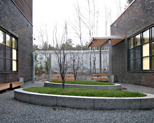 Halden Prison, Norway. Image Courtesy of Eric Møller Arkitekter
