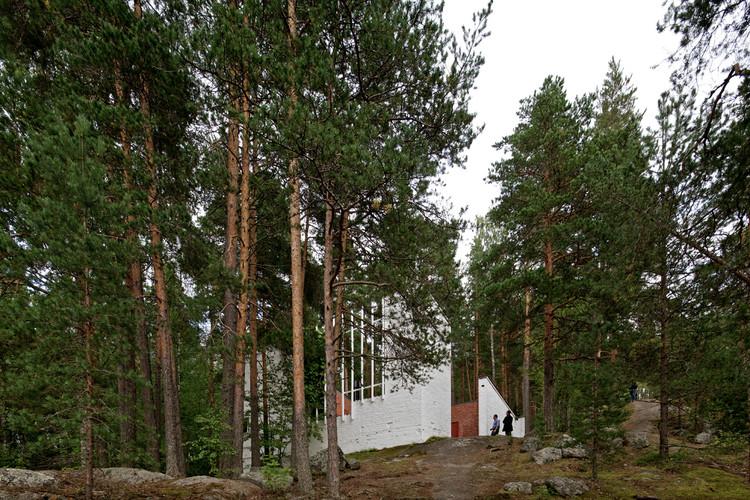 Muuratsalo Experimental House_Alvar Aalto