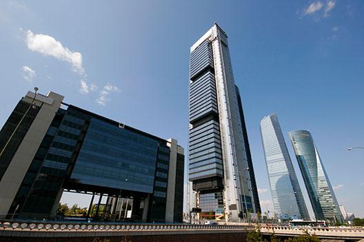 Másters Escuela de Postgrado de Arquitectura de la Universidad Europea, en Madrid