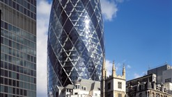 The Gherkin Receives CTBUH's Inaugural 10 Year Award