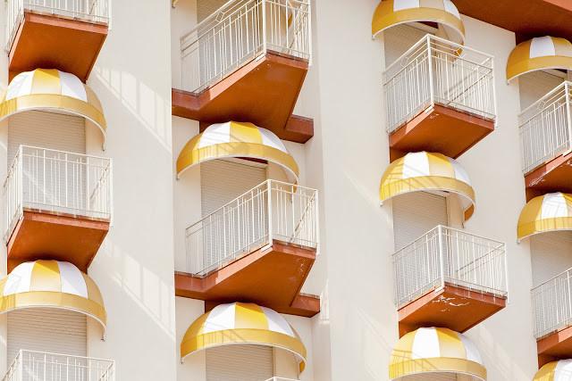 """Arte y Arquitectura: Las """"Fachadas Cerradas"""" de Luigi Bonaventura, © Luigi Bonaventura"""