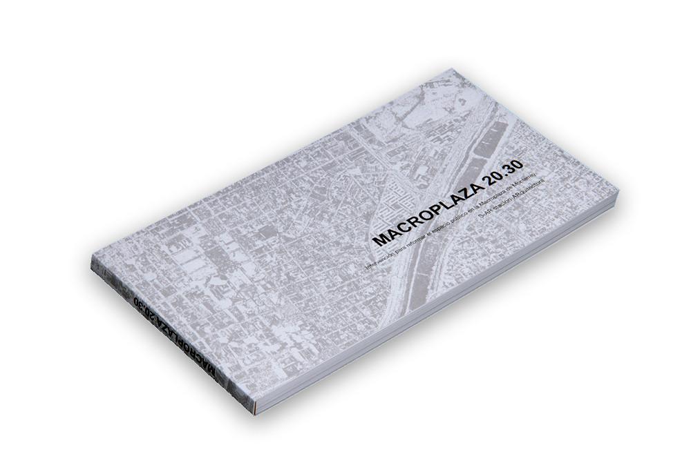 MACROPLAZA 20.30 / S-AR stación-ARquitectura