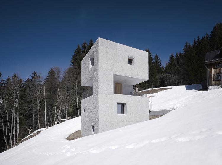 Cabaña en la Montaña / Marte.Marte Architekten, © Marc Lins