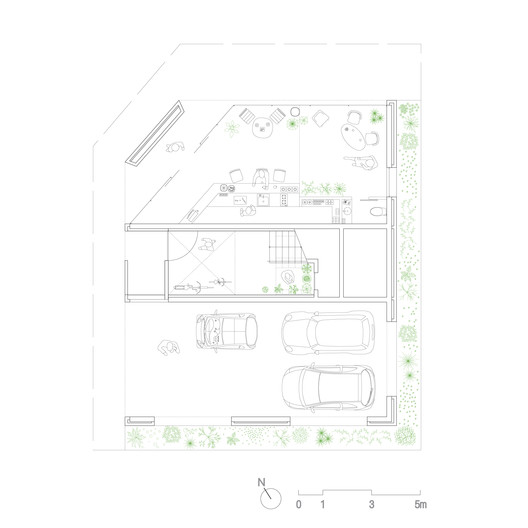Fisrt Floor Plan