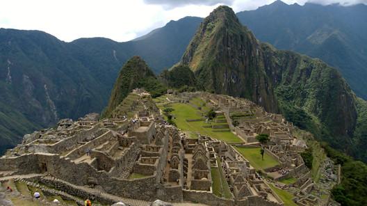 Machu Picchu. Image © Dan Merino via Flickr