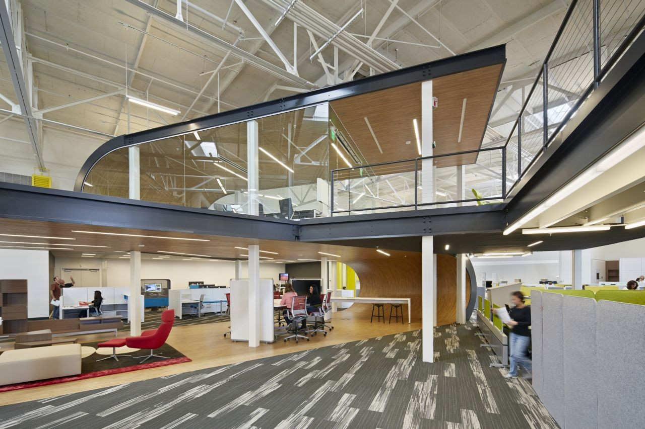 Gallery of One Workplace / Design Blitz - 21