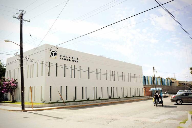 Colegio Tamaulipas / LRSTUDIO, Cortesía de LRSTUDIO