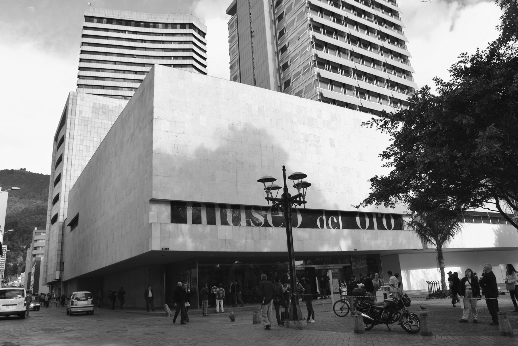 Clásicos de Arquitectura: Museo del Oro / Germán Samper, © Dan Gamboa Bohórquez