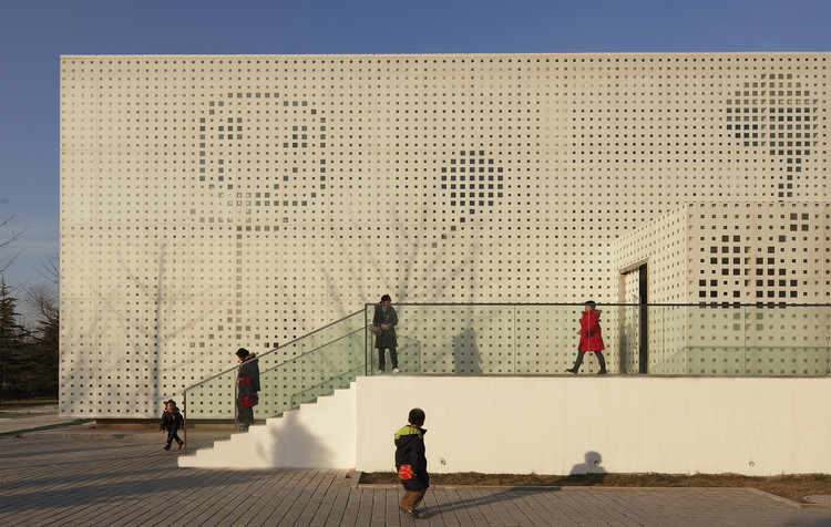 Caja Familiar  / Crossboundaries Architects, © Chaoying Yang