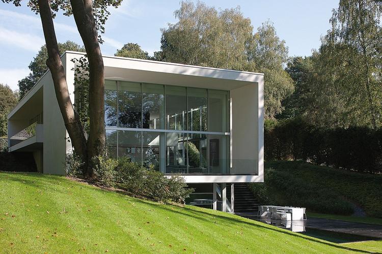 GENETS 3 / Atelier d'Architecture Bruno Erpicum & Partners, © Jean-Luc Laloux
