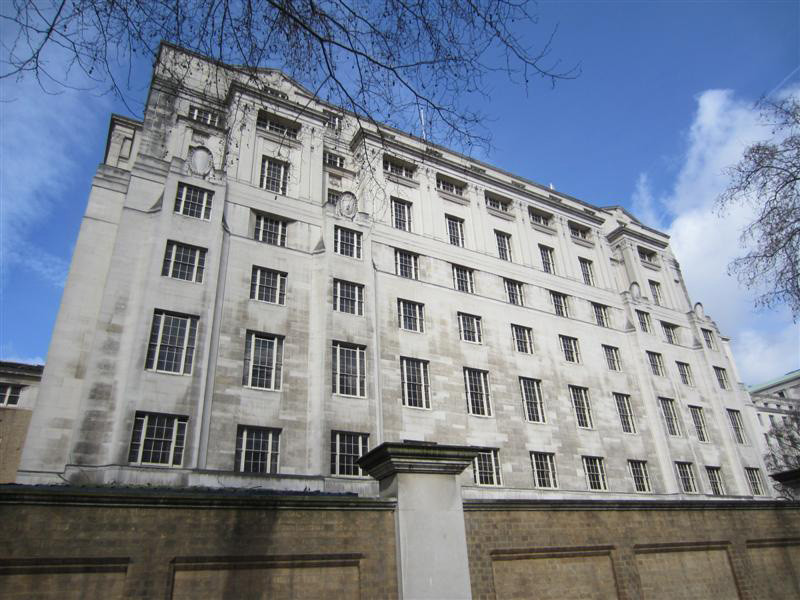 Five London Firms Shortlisted for Met Police HQ, Metropolitan Police Service Headquarters; Courtesy of RIBA Competitions
