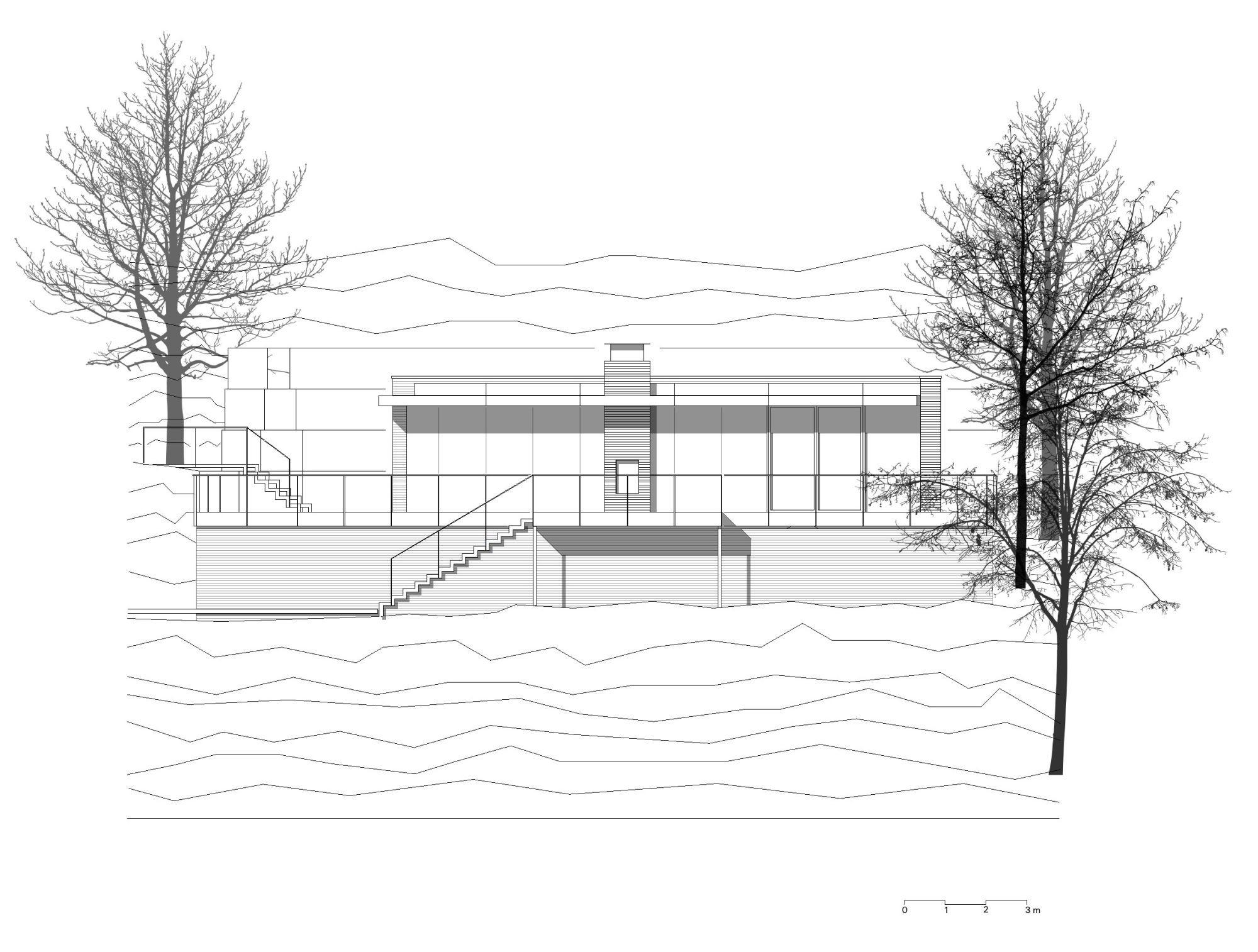 Roth Architekten gallery of lake house lhvh architekten 1