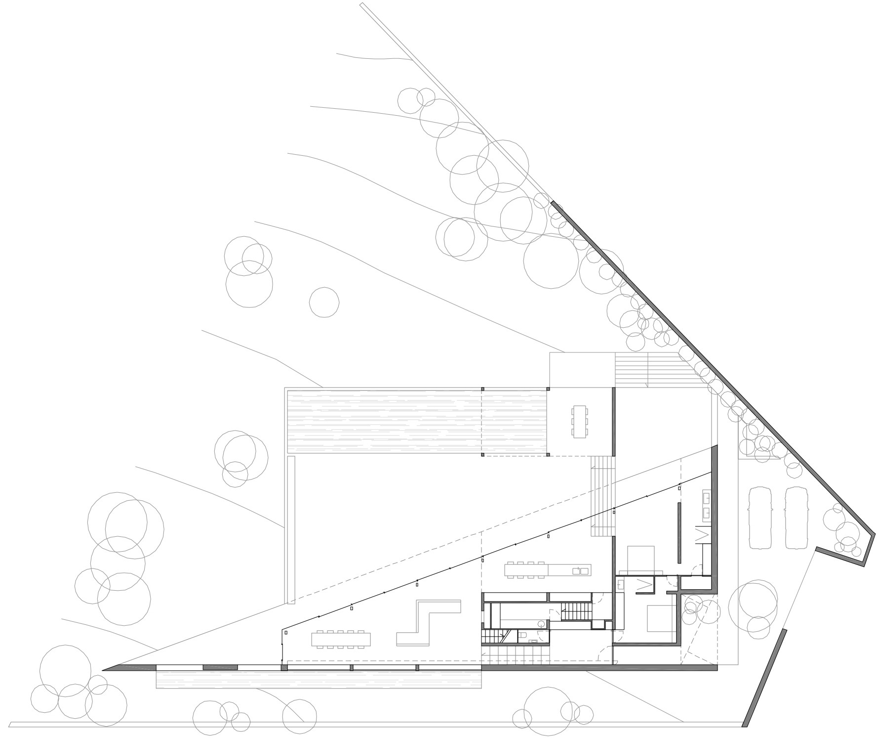 Gallery of infinity atelier d architecture bruno erpicum for Plan d architecture