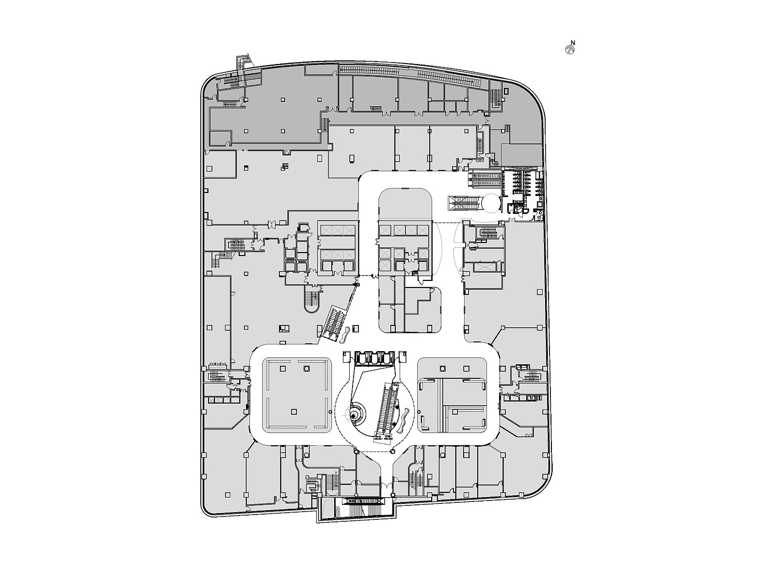 Basament Floor Plan