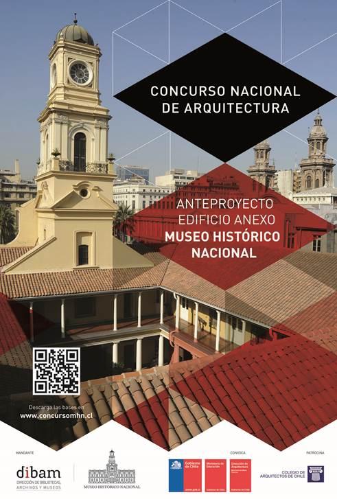 Concurso de Anteproyectos para la construcción del Edificio Anexo Museo Histórico Nacional