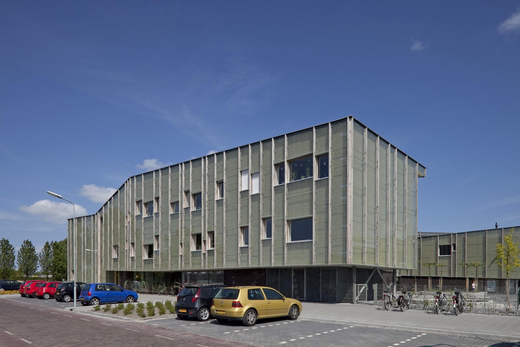 Courtesy of Bastiaan Jongerius Architecten