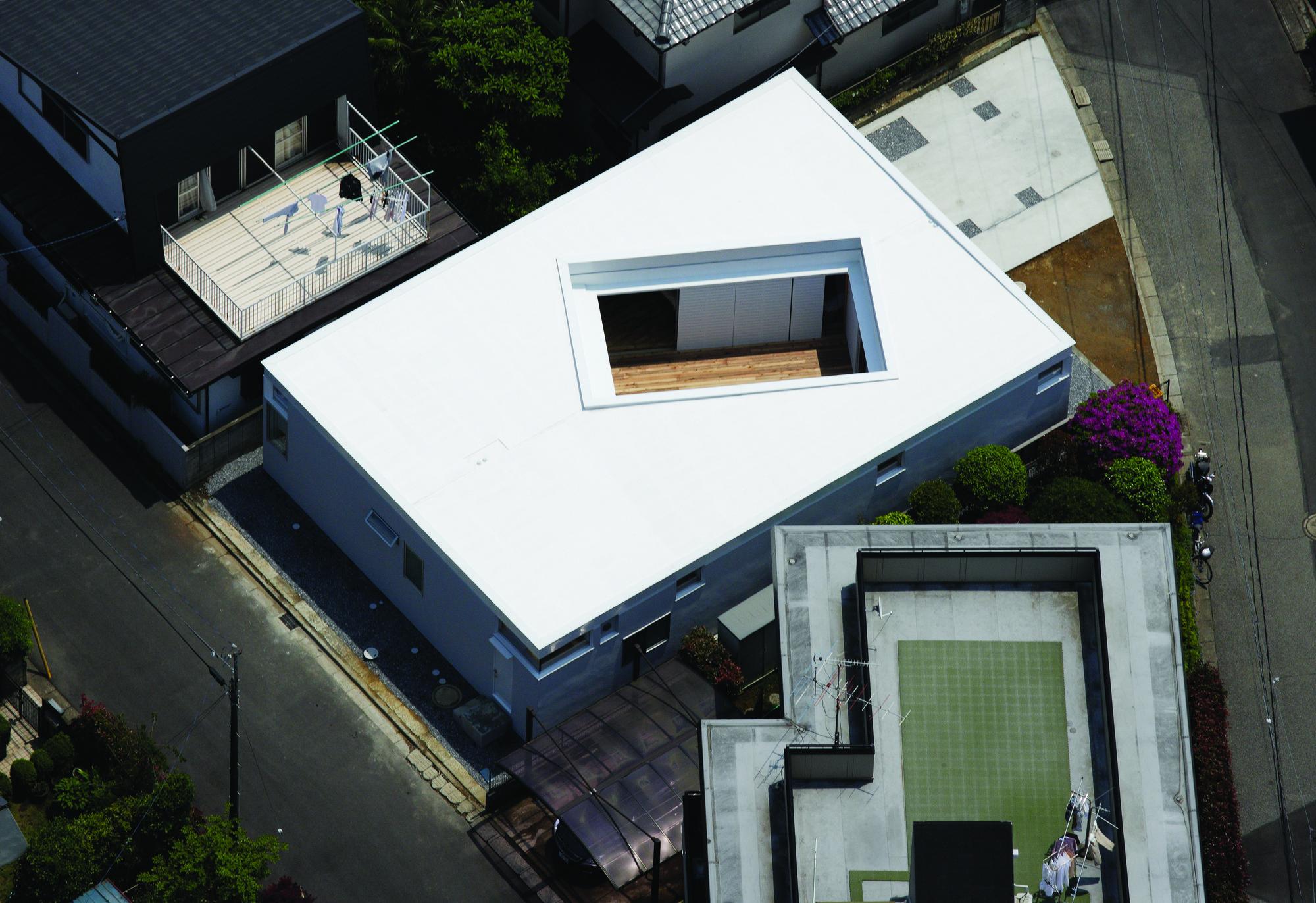 F-White / Takuro Yamamoto Architects, Courtesy of Takuro Yamamoto Architects