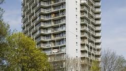 Transformation K-flats Bijlmer / Bastiaan Jongerius Architecten
