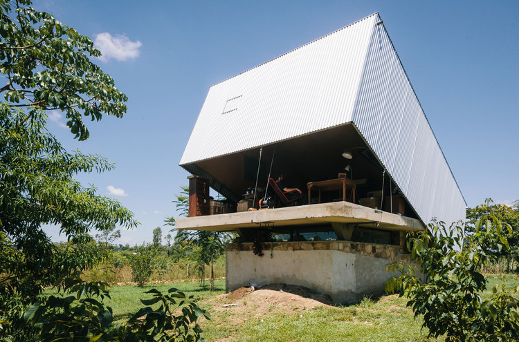 Caja Obscura / Javier Corvalán + Laboratorio de Arquitectura, © Pedro Kok