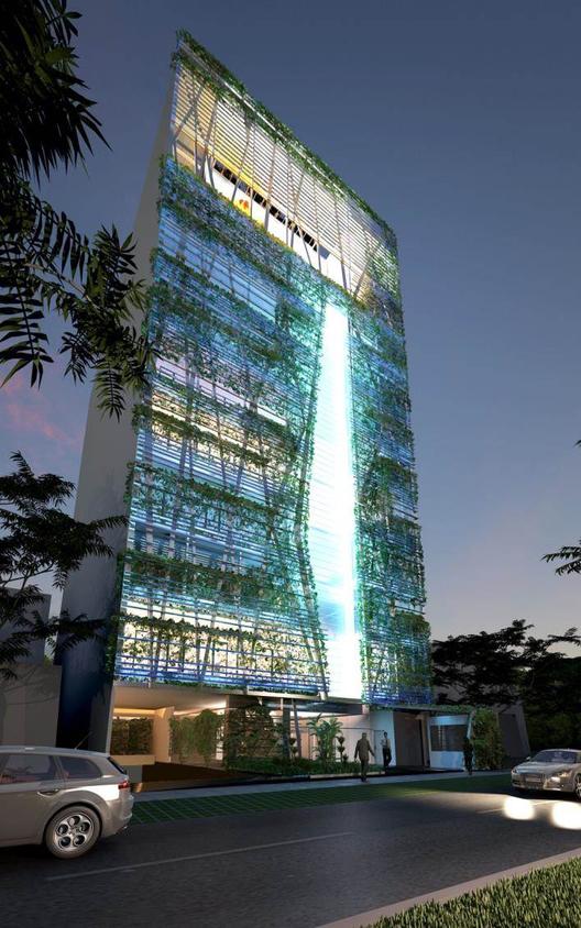 Edificio de Oficinas Piel Viva – Ecoffice