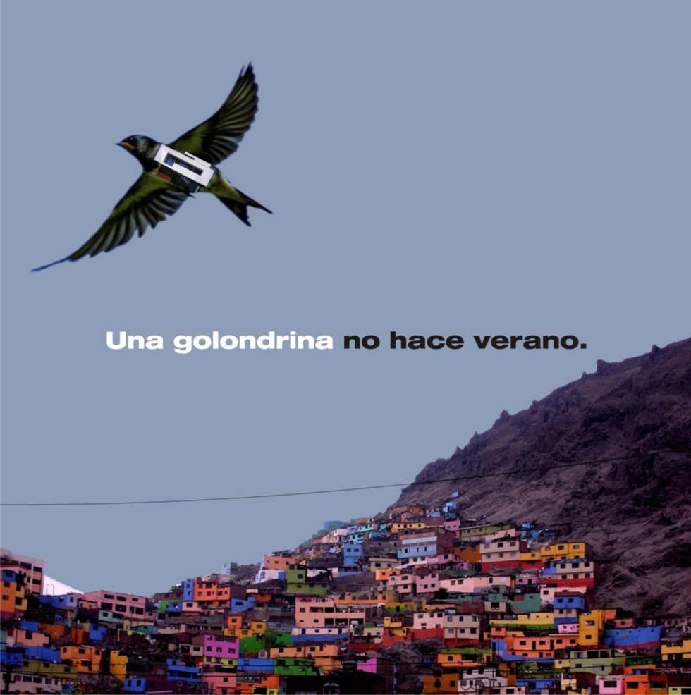 Una golondrina no hace verano (Lima (web)