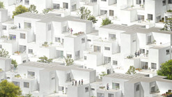 Alvenaria Social Housing Competition Entry / fala atelier