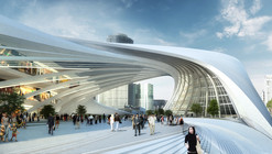 "Six Flinders Street Station Proposals Battle It Out for ""Public Choice Award"""