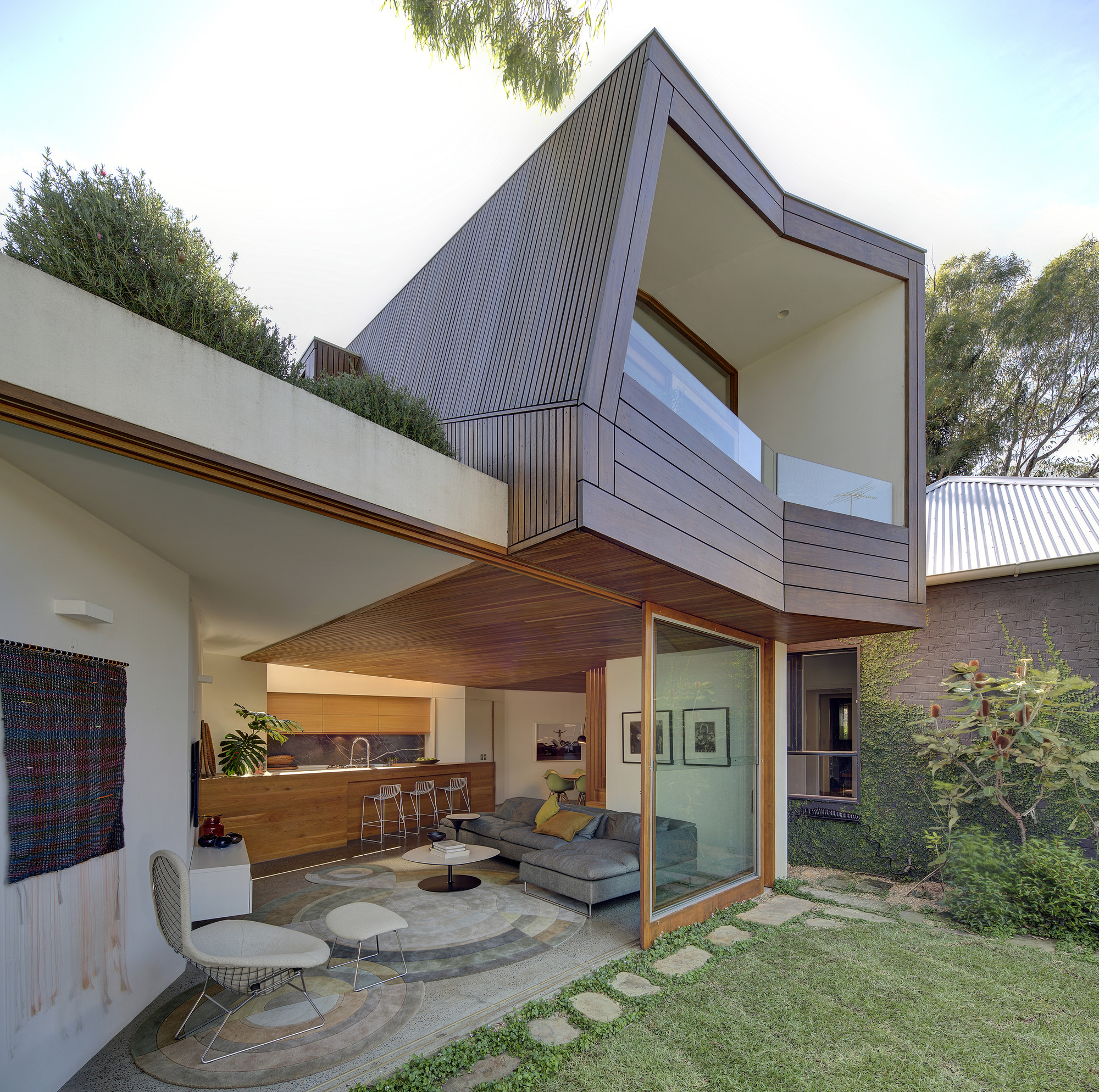 Balmain House / Fox Johnston, © Brett Boardman
