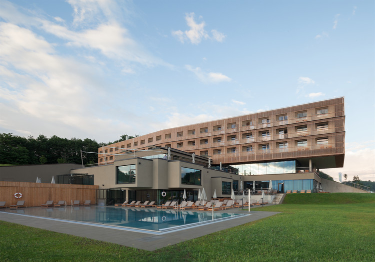 Loisium - Wine & Spa Resorts Southern Styria / ArchitekturConsult, © Florian Holzherr & Mark Sengstbratl