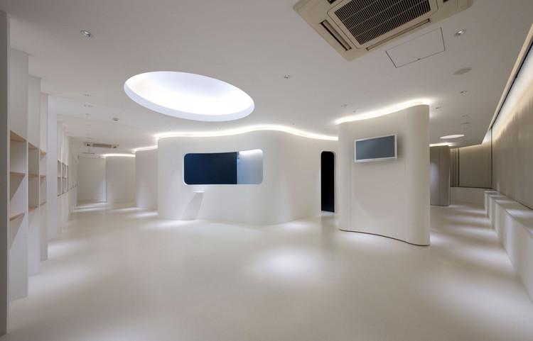 Cl Nica Dermatol Gica Hommachi Atelier Kuu Plataforma Arquitectura