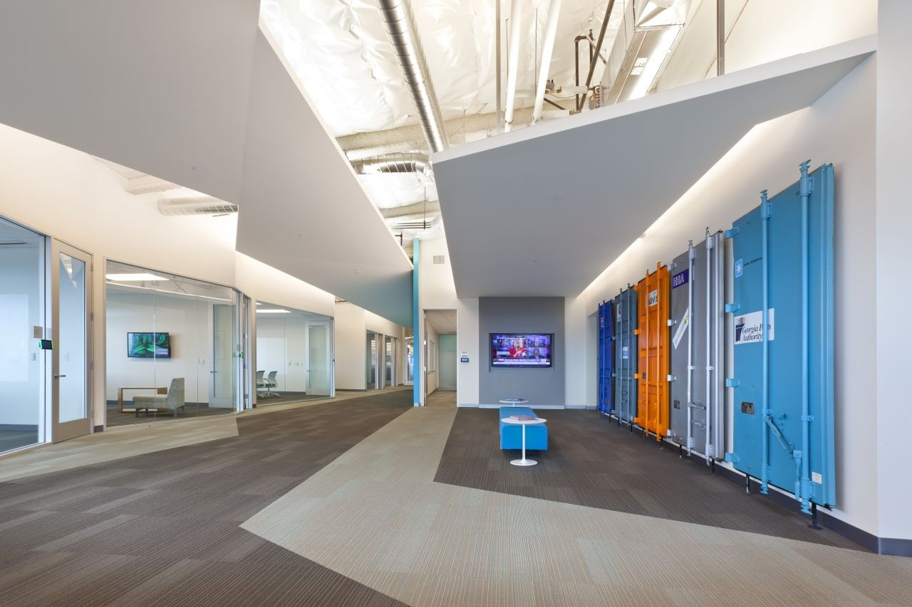 Navis offices rmw architecture and interiors archdaily for Office design archdaily