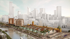 The Flinders Street Station Shortlisted Proposal / Ashton Raggatt McDougall