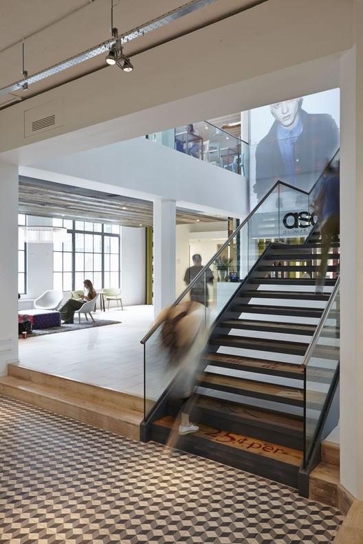 London ASOS Headquarters / MoreySmith, © Jamie Smith