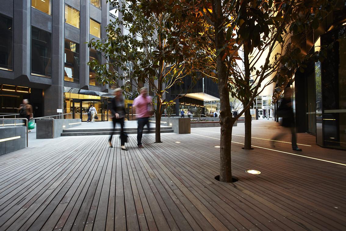 St james plaza aspect studios archdaily for Aspect landscape
