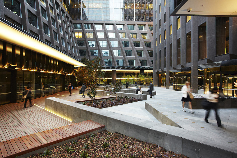 St james plaza aspect studios archdaily for Aspect australia