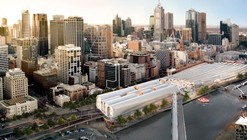 The Flinders Street Station Winning Proposal / HASSELL + Herzog & de Meuron