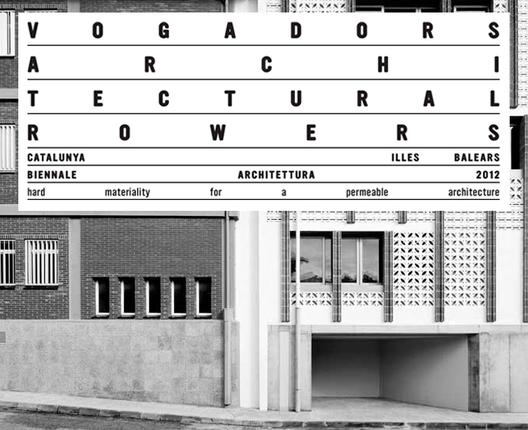"""Exposición del proyecto """"Vogadors"""" en Fabra i Coats, Barcelona, © Fabra i Coats"""