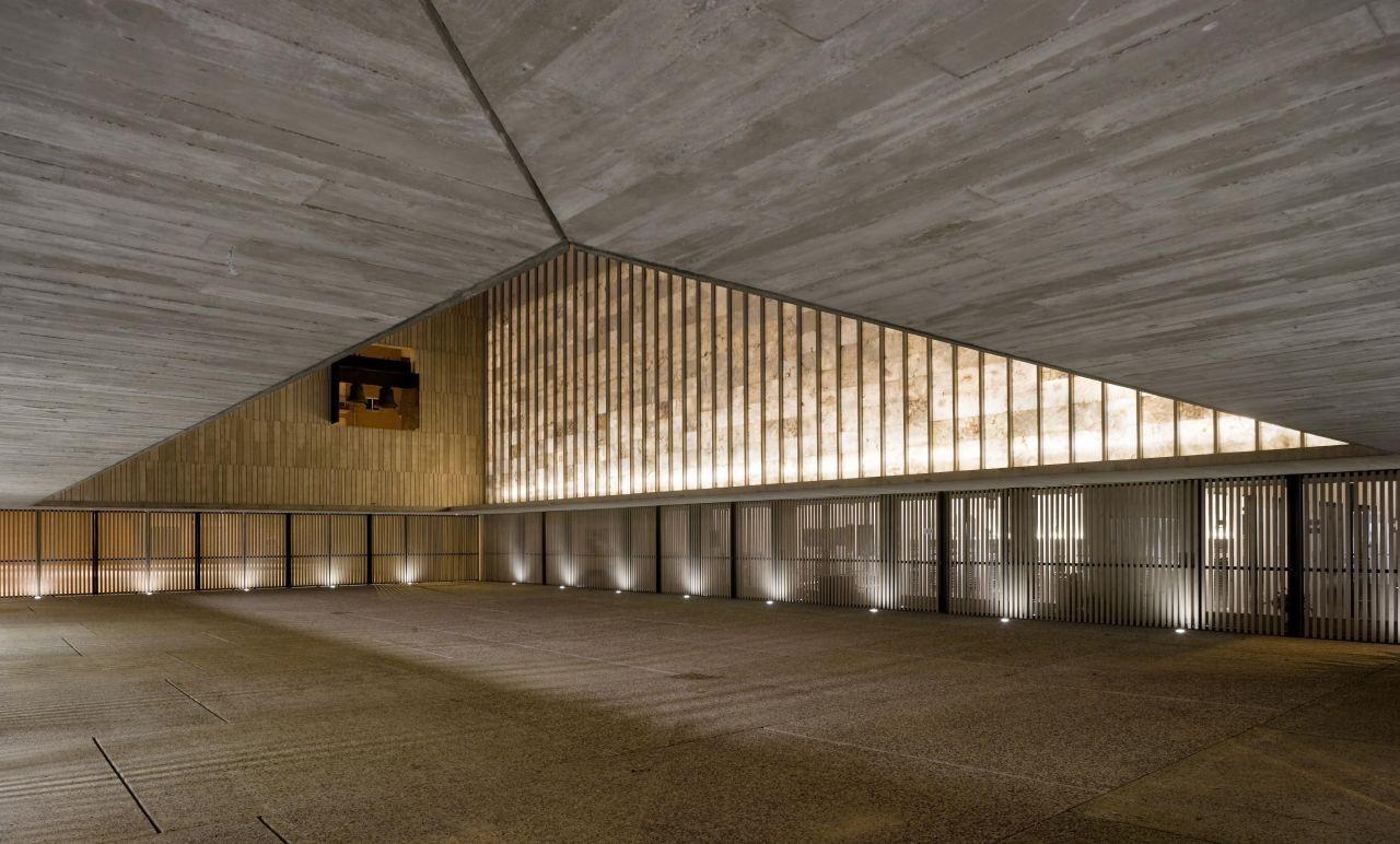 Gallery of iglesia san jorge tabuenca leache 2 - Arquitectos de interiores ...