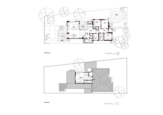 Ground & First Floor Plan