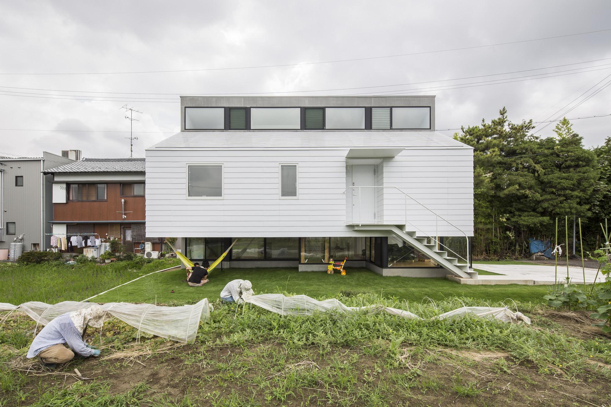 Kawate / Keitaro Muto Architects, © Yoshiike Teruaki