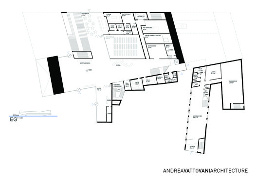 floor plan 01. Image Courtesy of AVA