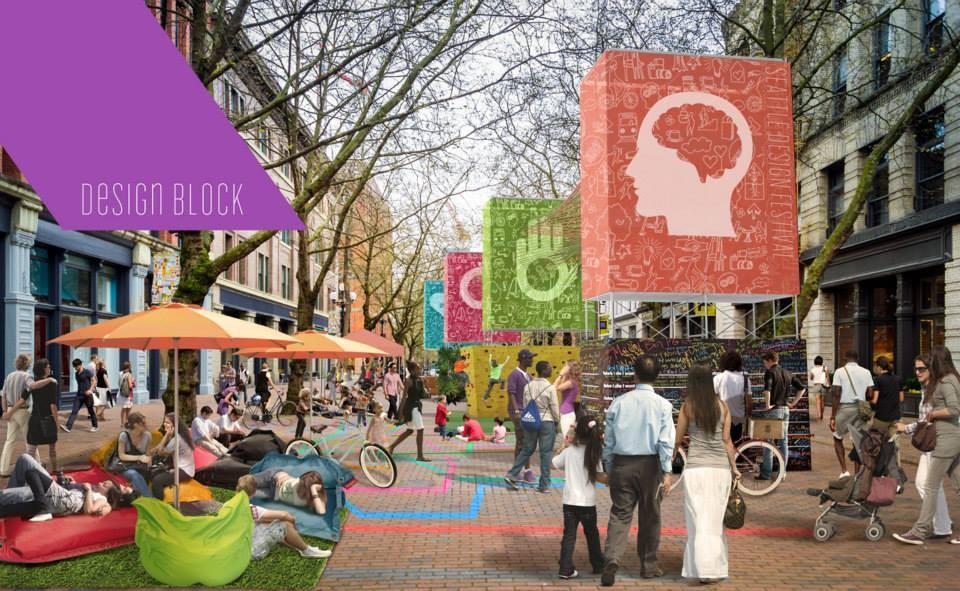2012 Seattle Design Festival. Image © Steve Bachtel