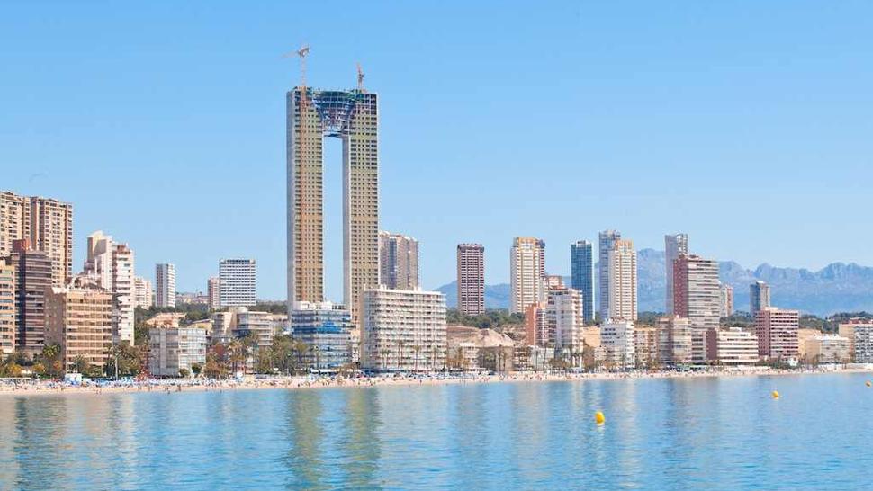 Constructores españoles olvidan el ascensor en rascacielos, Imagen via Gizmodo