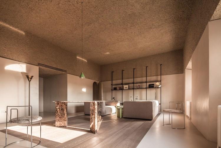 House of Dust / Antonino Cardillo architect, Cortesía de Antonino Cardillo architect