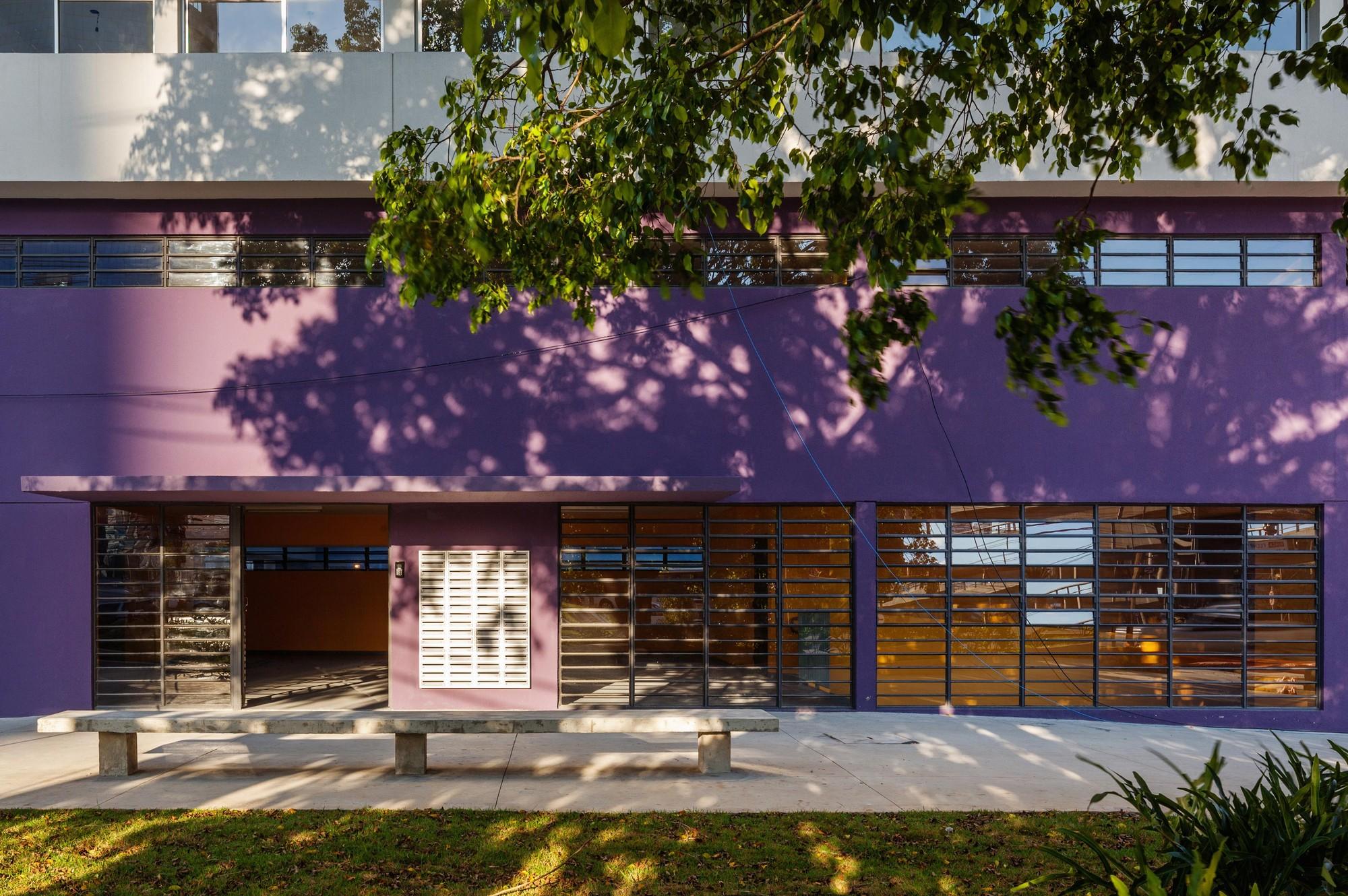 Galería de Conjunto Habitacional Jardim Edite  MMBB Arquitetos + H+F